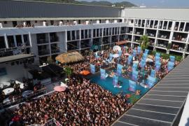 Craig David revoluciona, un año más, al público del Ibiza Rocks