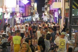 La Guardia Civil detiene a dos mujeres por un robo con violencia en Sant Antoni