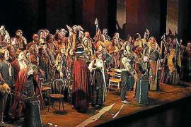 Sant Antoni retransmite hoy por la noche y en directo la obra 'Il Trovatore'