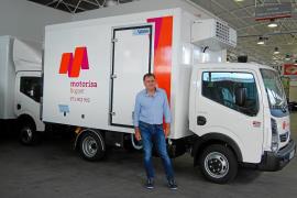 El negocio de alquilar camiones