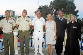 La Armada celebra la Virgen del Carmen