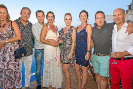 Fiesta de cumpleaños de Ana Moragues