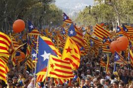 La independencia pierde adeptos entre los catalanes: un 49,4% está en contra y un 41,1 la avala