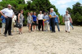 Catalunya y Baleares acuerdan empezar a cooperar, compartiendo gastos, en la exhumación de fosas