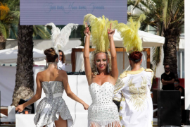 La 'Circus Circus' de la White Party en Nikki Beach