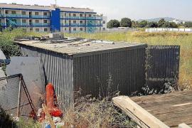El hombre hallado en una caseta de Vila falleció deshidratado y no ha sido identificado