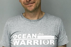 Alex Cornelissen: «Los océanos producen más oxígeno que la selva»