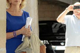 Munar cumple hoy los cuatro años de prisión sin tener ningún permiso