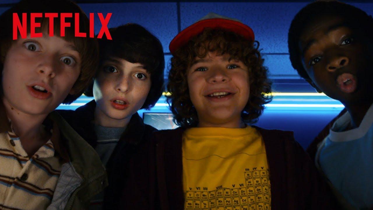 Trailer de la segunda temporada de 'Stranger things'