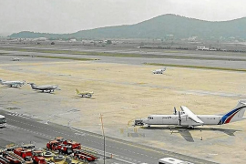 La aviación privada aumenta un 10% y la fuerte demanda obliga a los jets a no pernoctar en el aeropuerto