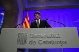 Puigdemont advierte de que no renunciará al referéndum aunque el Constitucional lo anule
