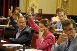El PP pide a Barceló que no vuelva de vacaciones «por el bien de Balears»
