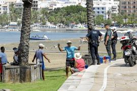 Cerco policial a la venta ambulante
