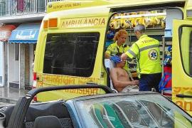 Herido un hombre que fue agredido a plena luz del día en Sant Antoni
