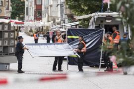 La Policía suiza detiene al hombre que cometió un ataque con motosierra