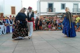 Formentera celebra el día de Sant Jaume por todo lo alto