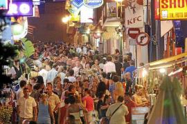 Sant Antoni pedirá al Govern que endurezca la Ley de Actividades