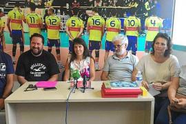 El Ushuaïa Ibiza Voley arrancará la temporada visitando Palma de Mallorca