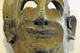Pieza relacionada con Ibiza que se puede ver en el Museo Arqueológico Nacional