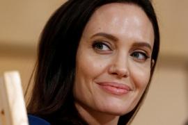 Angelina Jolie deja a un lado las películas para cocinar y dedicarse a la maternidad