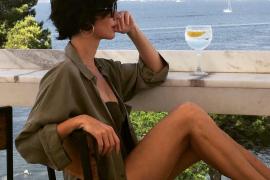 Paz Vega, fiel a sus veranos en Ibiza