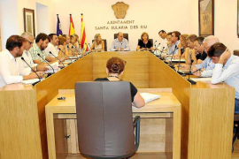 PP y Guanyem votan a favor de prohibir el alquiler turístico de pisos en Santa Eulària