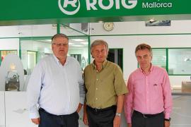 Roig, un clásico del transporte balear