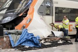 Una treintena de heridos del accidente de tren de Barcelona han ingresado en hospitales