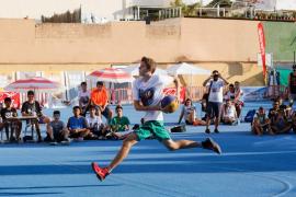 Concurso de mates del Ibiza Top 3x3 en Sa Bodega