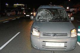 En la UCI un hombre de 35 años atropellado en Vila