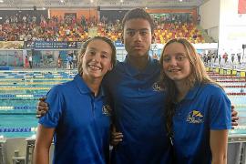 Los nadadores del CN Santa Eulalia regresan con excelentes resultados