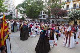 Vara de Rey se viste de tradiciones en las Festes de la Terra