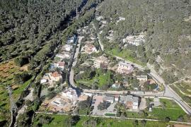 El 62,5% de las viviendas en el suelo rústico de Ibiza tiene más de 200 metros cuadrados