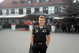 Jonás Souto, en busca de medalla en el Europeo