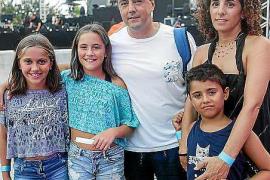 Ibiza se mueve al ritmo de la música de 'Despacito' de Luis Fonsi