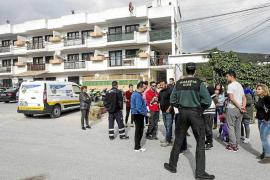 El edificio ses Roques de Cala Llonga será desalojado hoy por mandato judicial