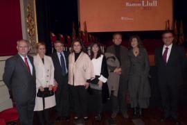Premis Ramon Llull