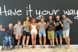 Tita Llorens abandona la travesía Ibiza-Jávea