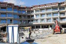 Récord de viviendas unifamiliares visadas en las Pitiusas por valor de 51 millones de euros