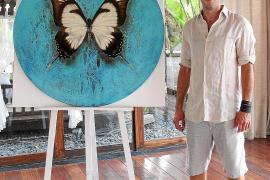 Pablo Pelluz crea una simbiosis entre naturaleza y crítica social