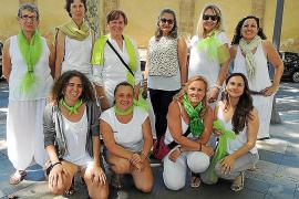 Mercadillo solidario en La Rambla