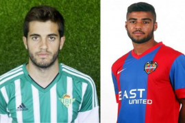 Marco Rosa y Francisco José Núñez, nuevos jugadores de la Peña Deportiva