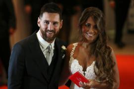 Los 260 invitados a la boda de Messi donaron unos 9.000 euros a una ONG como regalo