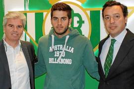 Marco Rosa y Francisco Núñez, a la Peña