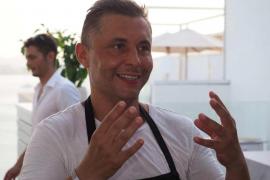 «La cocina tiene que tener imaginación, felicidad, productos sanos y parte de tu corazón»