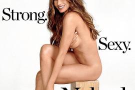 Sofía Vergara se desnuda para la portada de 'Women's Health'