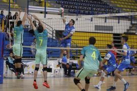 El Ushuaïa Ibiza Voley se refuerza con los jugadores Mahdjoubi y Rodríguez