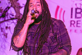 Los hijos del reggae se estrenan en el Festival de Las Dalias
