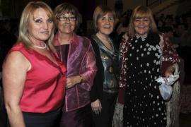La Casa de Andalucía entrega sus premios anuales durante un almuerzo