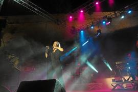 Ibiza suda al ritmo de Chenoa